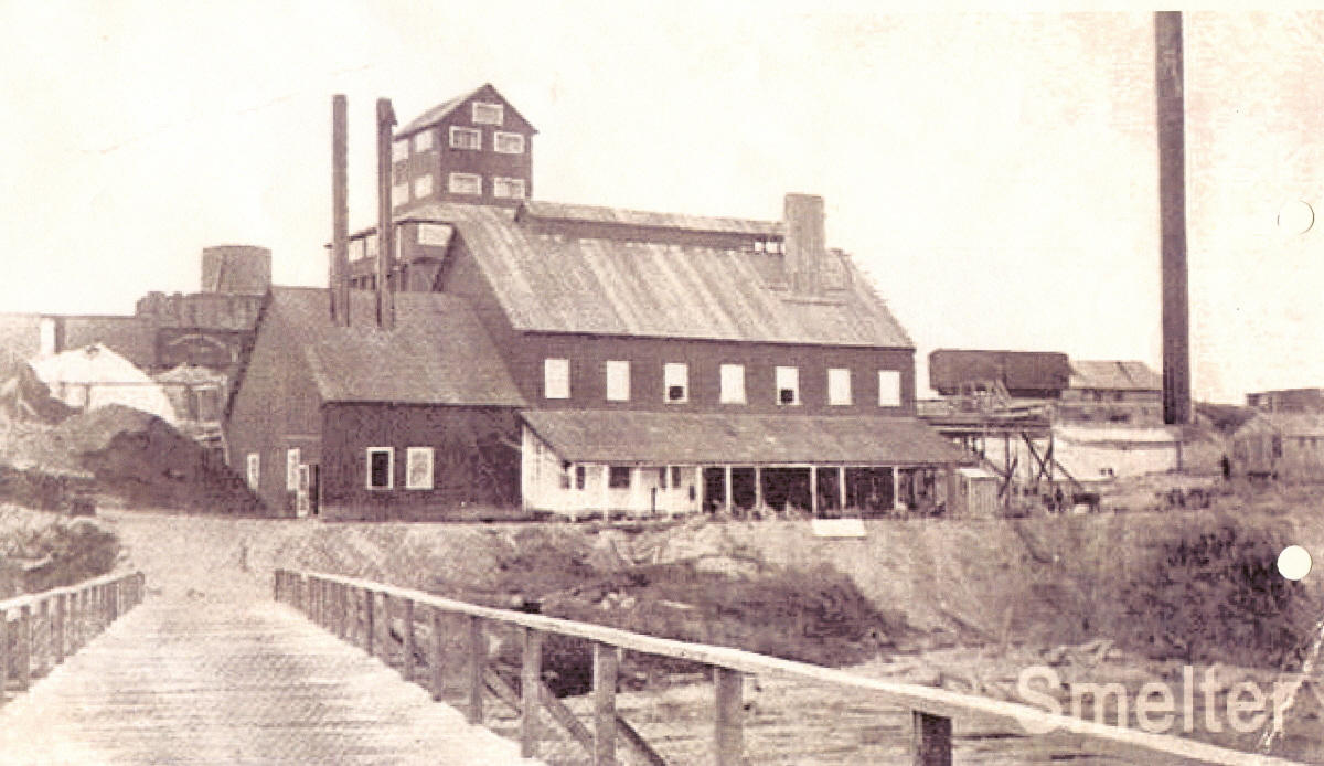 Picture of the 1908 Smelter