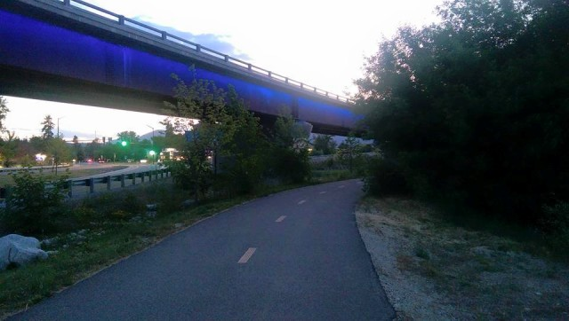 Sandpoint Bike Path