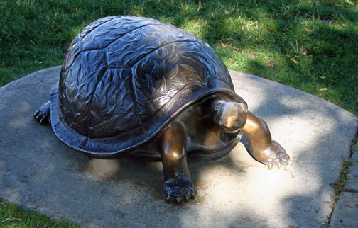 Farmin Tortoise Sculpture