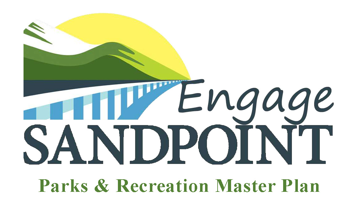 Engage Sandpoint Parks & Rec Master Plan button